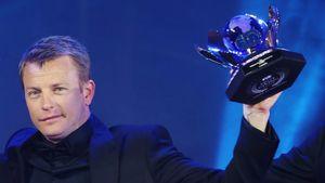 «На здоровье!» Чемпион Формулы-1 Райкконен напился на церемонии ФИА в Санкт-Петербурге