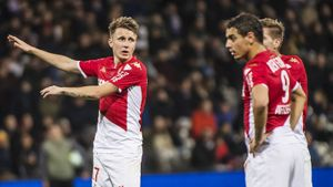 В матче открытия нового сезона Лиги 1 «Монако» сыграл вничью с «Нантом». Головин вышел на замену