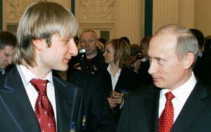 Плющенко: «Я всегда за Путина, он поднял Россию. В 90-е я был нищим и собирал бутылки»