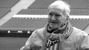 Бывший нападающий «Атлетико» Мигель Гонсалес умер в возрасте 94 лет