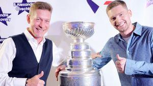 Сколько голов наколотит Овечкин? Кто выиграет Кубок Стэнли? Превью сезона от русского голоса НХЛ Сергея Федотова