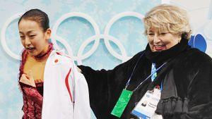 Как менялся внешний вид Татьяны Тарасовой: от успехов Родниной и Зайцева до победы Ягудина в Солт-Лейке