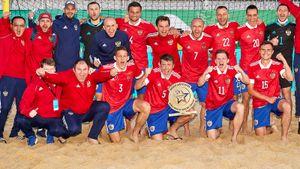 Сборная России из-за ковида лишилась топ-игрока, но взяла трофей. Наши пляжники готовы к домашнему супертурниру
