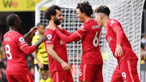 «Ливерпуль» разгромил «Уотфорд». Фирмино оформил хет-трик, Салах повторил рекорд Дрогба