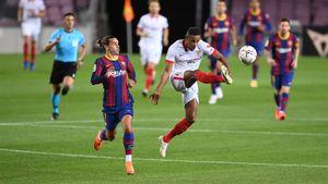 «Барселона» сыграет с «Севильей» в полуфинале Кубка Испании