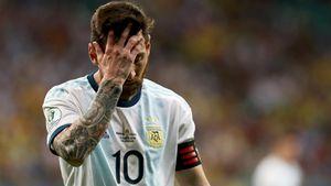 «Я не справился». Уход Месси из сборной Аргентины после финала Кубка Америки: почему он это сделал