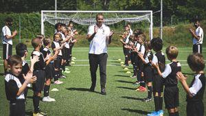 Трезеге покинул пост посла «Ювентуса», хочет стать тренером или спортивным директором в европейском клубе