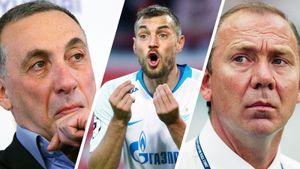 Гинер, Дзюба, Луческу или Романцев? Угадайте по цитате, кто так жаловался на судей: тест Sport24