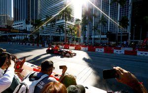 «Формула-1» договорилась о проведении Гран-при Майами. Первая гонка — в 2022 году