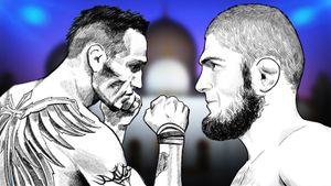 Шейхи спасут бой Хабиба иФергюсона. Где пройдет UFC 249