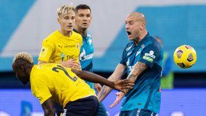«Зенит» в большинстве упустил победу над «Ростовом» в конце матча