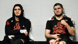Хабиб хочет, чтобы пояс UFC забрал его друг. Махачев готов сделать это в 2021-м и не против подраться с Конором