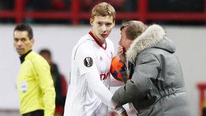 23-летний Лысов начнет тренерскую карьеру в академии «Локомотива»