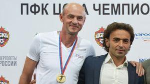 Онопко: «Это слухи. Думаю, никуда Гинер и Бабаев не уйдут из ЦСКА»