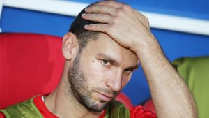 Иванович покинул «Зенит» и улетел в Сербию из-за несчастья в семье. Он может пропустить концовку сезона