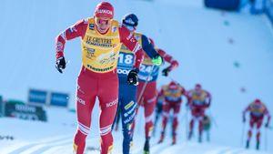 Финальная гора «Тур де Ски-2021»: русские лыжники борются за двойную победу — и у мужчин, и у женщин. Live