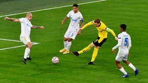 «Зенит» проиграл «Боруссии» в Дортмунде и потерпел второе подряд поражение на старте Лиги чемпионов. Как это было