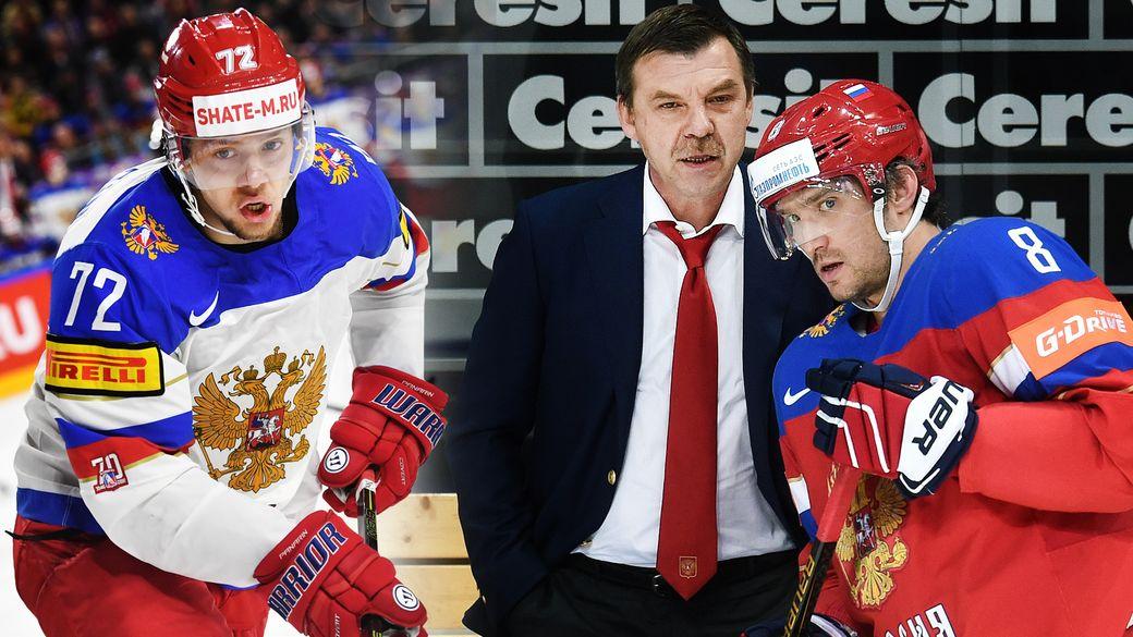 За Знарка замолвил слово Овечкин, к нему на Олимпиаду приедет зять Панарин. Тренера сборной назначили звезды НХЛ?