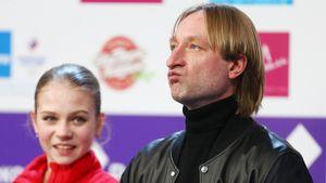 Губерниев — об уходе Трусовой: «Хочу, чтобы Плющенко не унывал. Их школа еще подготовит своих сильных спортсменов»