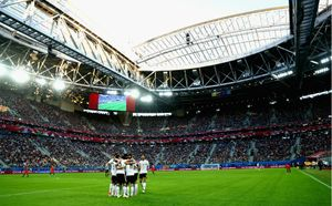 Бундесперцы. Как Германия II выиграла Кубок Конфедераций