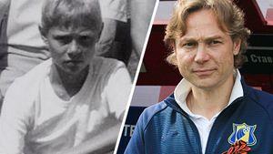 Как менялся новый тренер сборной России Карпин: фото разных лет