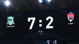 «В день матча половина команды мучилась с отравлением». Защитник «Химок» Тихий — о поражении 2:7 от «Краснодара»