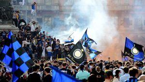 В Милане забили на коронавирус — город празднует чемпионство «Интера». 9-летняя гегемония «Юве» в Серии А прервана
