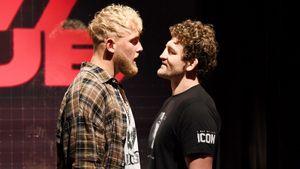 Блогер забьет легенду Bellator. Прогноз на бой Бен Аскрен — Джейк Пол