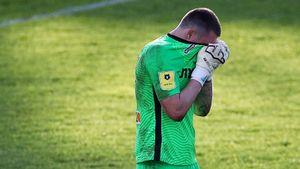 Селихов не сдержал эмоций после первого за два года матча за «Спартак» в РПЛ: видео