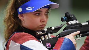 Россиянка взяла медаль в первомже виде Олимпиады. Галашина драматично упустила золото последним выстрелом