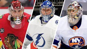 Василевский вернет себе «Везину»? Вместо канадца лучшим вратарем НХЛ снова может стать русский