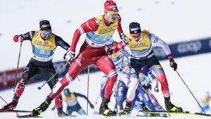 Норвегия выиграла мужской командный спринт на чемпионате мира. Россия — 3-я