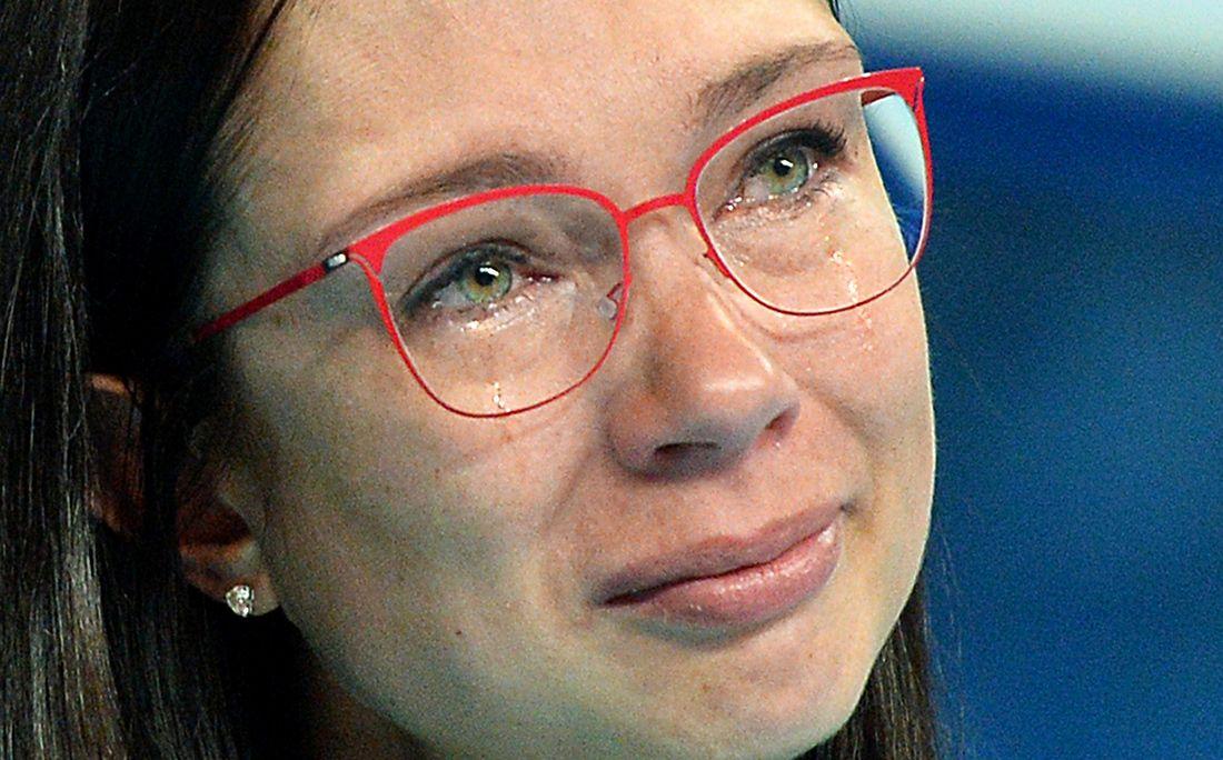 Очередной русский спортсмен-олимпиец поддержал критику состороны Гамовой