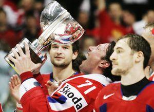 «Канадцы не знали, что нас, русских, нельзя злить». Ковальчук — о победе сборной России на ЧМ-2008