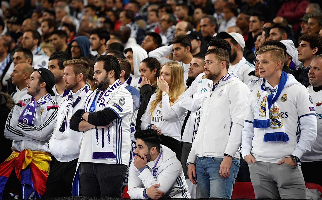Болельщики «Реала» отказались ехать нафинал Лиги чемпионов встолицу Украинского государства