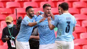 «Манчестер Сити» обыграл «Тоттенхэм» и стал обладателем Кубка лиги