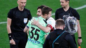 Акинфеев: «Джикия по праву является капитаном сборной России. Глупых поступков от него не видел»