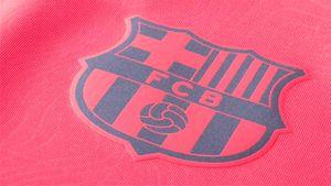 Третий комплект формы «Барселоны» вследующем сезоне будет розовым: фото