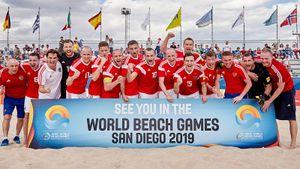 Сборная России разгромила Украину и пробилась на пляжную Олимпиаду. Это новый и очень крутой турнир
