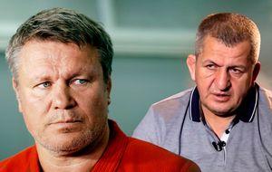 Тактаров жестко ответил отцу Хабиба: «Это тот фундамент, накотором вы, собаки, выросли»