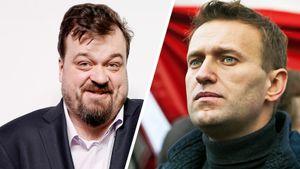 Навальный: «Уткин— мой беспокойный миньон. Постоянно вытворяет ужасные вещи сСоловьевым»