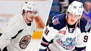 В этом сезоне НХЛ сыграли уже 49 русских! Кто еще ждет шанс вырваться из болота АХЛ?