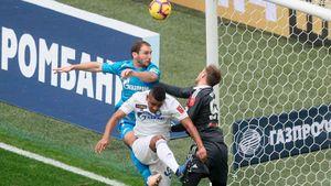 «Зенит» уверенно обыграл «Оренбург», Азмун оформил дубль! Как это было