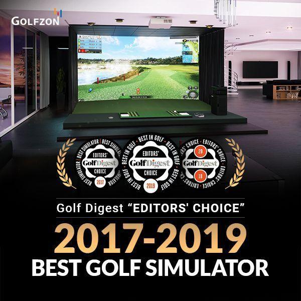 (Golfzon Indoor Open)