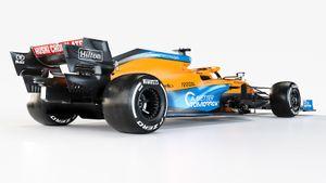 «Макларен» представил болид на сезон-2021 Формулы-1