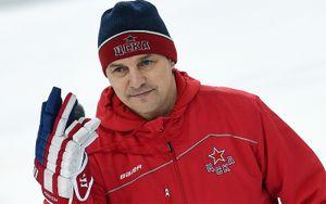 Федоров— о назначении главным тренером ЦСКА: «Неожиданная новость. Как патриот, я не мог отказаться»