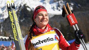 Лучшая лыжница России Непряева перехитрила норвежек и взяла серебро в Чехии. Йохауг непобедима