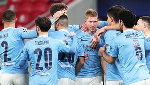 «Горожане» дома сделают задел для выхода в полуфинал ЛЧ. Прогноз на «Манчестер Сити» — «Боруссия» Д