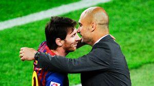 Гвардиола убеждает Месси остаться в «Барселоне»: «Он не найдет себе лучшего дома»