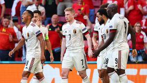 Бельгия проснулась и перевернула игру с Данией. Все решил выход Де Брейне. Как это было